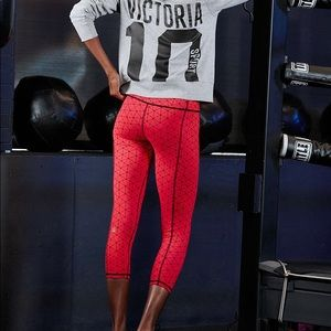 ✨NEW✨KNOCKOUT by Victoria's Secret High Rise Capri
